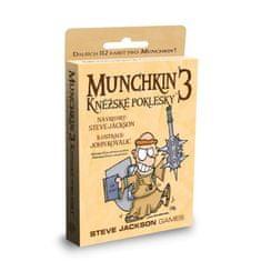 Munchkin Munchkin 3 - Kněžské poklesky (CZ)