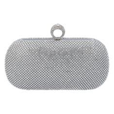 Michelle Moon Společenská dámská kabelka Romantic Nice, stříbrná