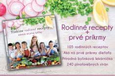 Tinkine recepty Tinkine rodinné recepty 1 – Zdravie od prvej lyžičky
