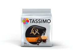 Jacobs TASSIMO L´Or Delizioso Kávékapszula, 16 db