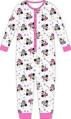 """Eplusm Dívčí bavlněné pyžamo """"Minnie mouse"""" - růžová"""