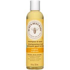 Burt's Bees Baby šampon/gel za pranje tijela i kose, 235 ml