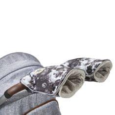 Little Angel rukavice na kočík tlač Mazlík