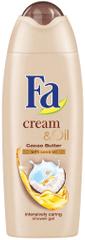 Fa Cream & Oil gel za tuširanje, Cocoa & Cocos, 250 ml