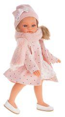 Antonio Juan 2589 Emily - realistická bábika s celovinylovým telom