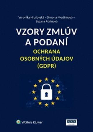 Vzory zmlúv a podaní Ochrana osobných údajov (GDPR)