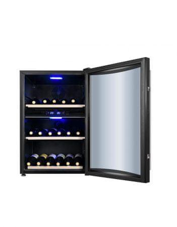 GUZZANTI GZ 52DD vitrina za vino