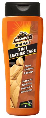 Armor All krema za čiščenje in zaščito usnja, 250 ml