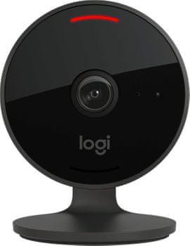 Kamera bezpieczeństwa IP Logitech Circle View (961-000490) domowa opieka nad dziećmi, zwierzęta