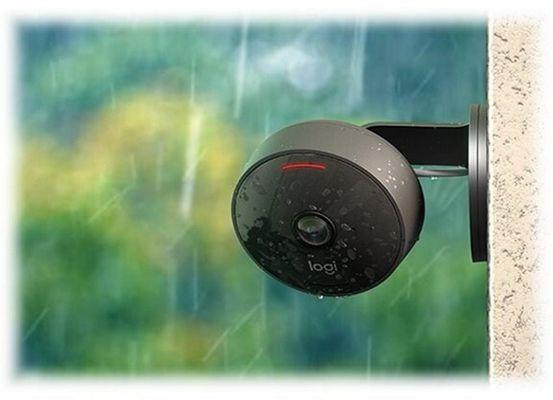 Kamera bezpieczeństwa IP Logitech Circle View (961-000490) rozdzielczość Full HD, noktowizor, szeroki kąt