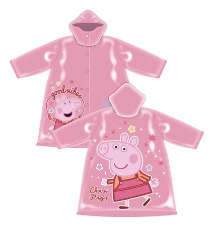 Disney dekliški plašč Peppa Pig, 92, roza