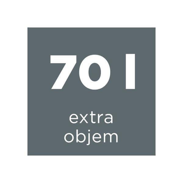 Concept ETV7460wh Velký objem