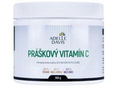 Adelle Davis Vitamín C, práškový, 500g
