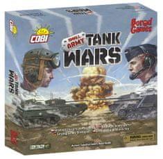 Cobi 22104 strategická stolní hra Tank Wars