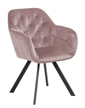 shumee Lola VIC Dusty Rose automatikus szék