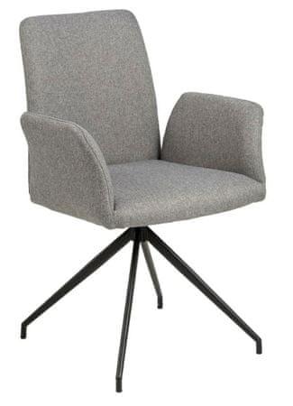 shumee Naya világosszürke szék