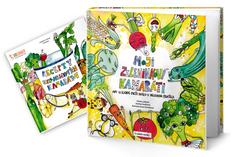 Čo Dokáže Mama Kniha: Moji zeleninkoví kamaráti + Kuchárska e-kniha (ZADARMO)