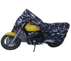 BIKERS CROWN plachta na moto vel. XL