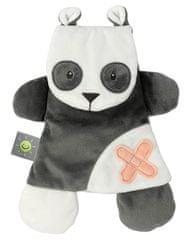 Nattou Szundikendő hideg/meleg terápiás gélpárnával Buddiezzz, panda