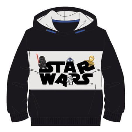 Disney fantovski pulover, 164. črni
