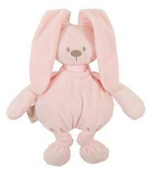Nattou Plüss nyuszi játék Lapidou cuddly pink 36 cm