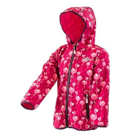 PIDILIDI dekliška softshell bunda, 68 - 74, roza