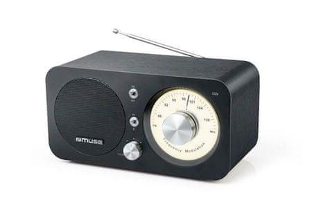 Muse M-095 BT radio, Bluetooth