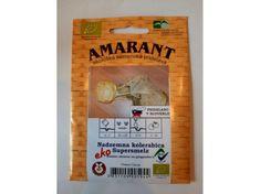 Amarant Nadzemna kolerabica Superschmelz, gigantska, ekološko seme