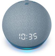Amazon All-new Echo Dot (4th generation), Smart Speaker with Clock and Alexa - Twilight Blue