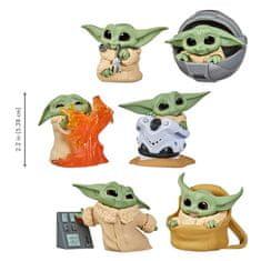 Star Wars figúrka Baby Yoda 5 cm