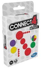 HASBRO Kártyajáték Connect 4 - HU
