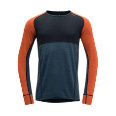 Devold pánske tričko Kubbane LS