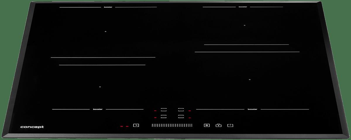 Indukční varná deska Concept IDV4460 Snadná údržba