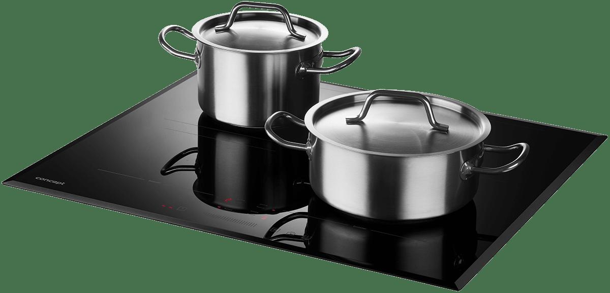 Indukční varná deska Concept IDV4460 Plynulé vaření