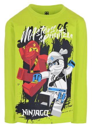 LEGO Wear LW-22654 fantovska majica, zelena, 92