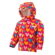 PIDILIDI Dievčenská zimná bunda s kožúškom