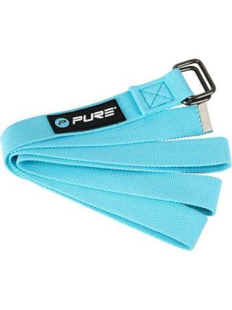 Pure2Improve traka za jogu, plava