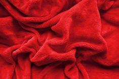 Povlečeme vše Prostěradlo mikroplyš - Červená, 180x200 cm