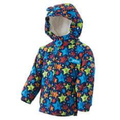 PIDILIDI Chlapčenská zimná bunda s kožúškom