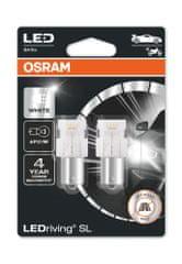 Osram LED 12V P21W BA15s OSRAM blistr 2ks