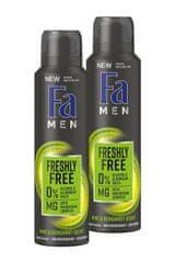 Fa Men dezodorans, Mint & Bergamot, 150ml