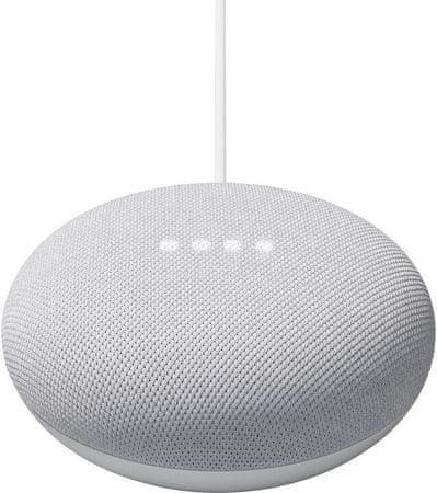 GOOGLE Nest Mini 2. generacija zvučnik, bijela