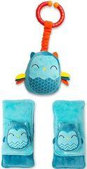 Diono Chránič pásu Soft Wraps & Toy Owl