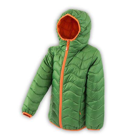 PIDILIDI Outdoor kabát fiúknak, 110, zöld