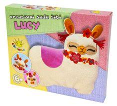 Kids World Kreativní sada šití LUCY, samostatně