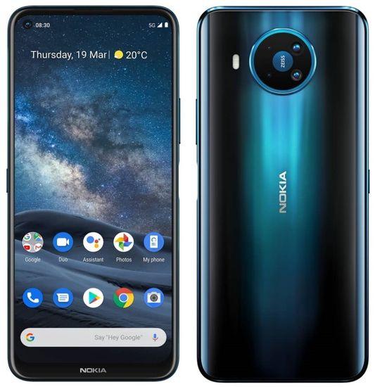 Nokia 8.3, 8GB/128GB, Blue