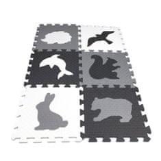 Toyformat Penový koberec MAXI EVA zvieratká IV