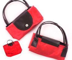 Kraftika Skládací pevná taška na nákup, pro opakované použití