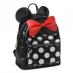 Cerda Štýlový koženkový batoh MINNIE MOUSE Fashion, 2100002364