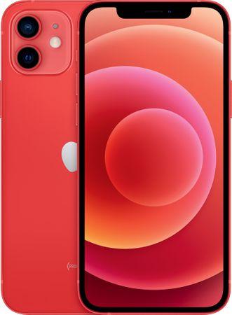 Apple iPhone 12 pametni telefon, 64GB, (PRODUCT)Red™